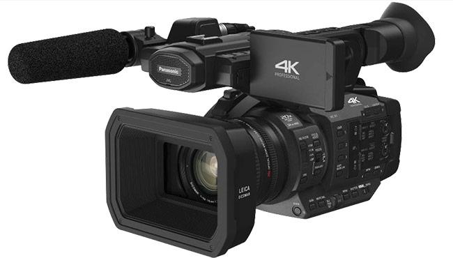 Il camcorder Panasonic X1