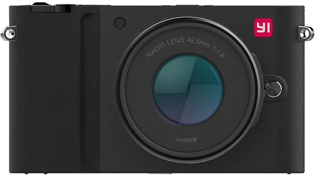 Xiaomi Yi M1, fotocamera mirrorless