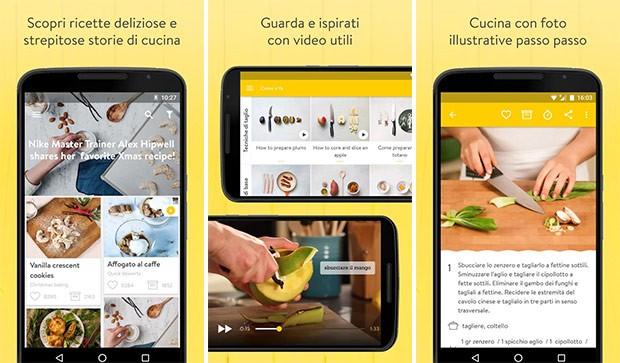 Screenshot per l'applicazione Kitchen Stories
