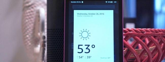Amazon Fire HD 8 - Alexa