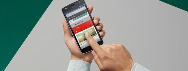 Android 7.0 Nougat su Motorola