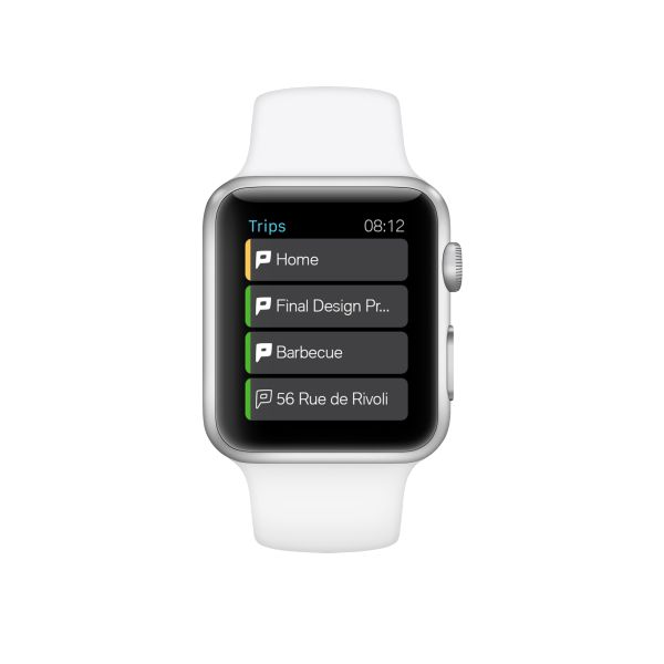 BMW Connected - Apple Watch