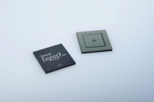 Exynos 7 Dual 7270