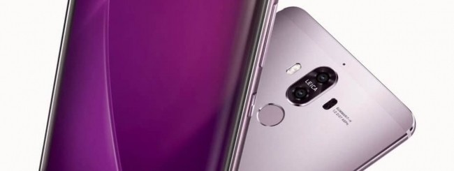 Huawei Mate 9 Pro leak