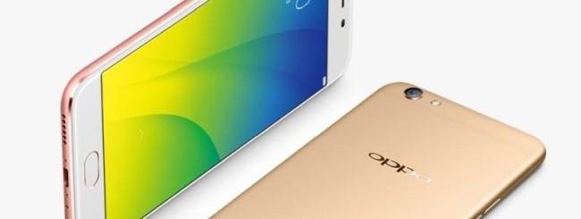 Oppo R9s - R9s Plus