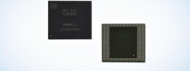Samsung LPDDR4 8GB