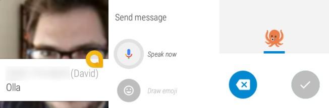 La versione 2.0 di Allo offre l'integrazione con gli smartwatch basati su Android Wear