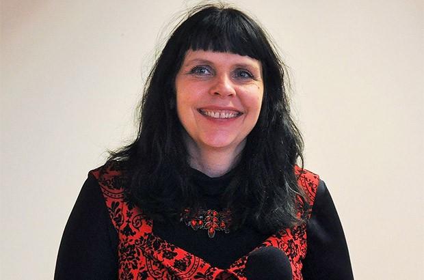 Birgitta Jónsdóttir, leader del Partito Pirata islandese