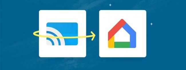 Google Cast, Google Home