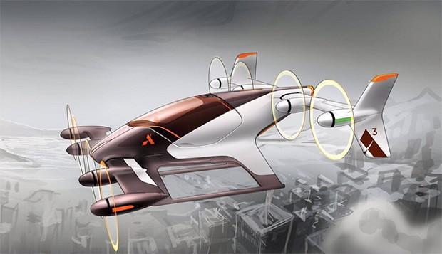 Uber: Emerging VTOL Concept