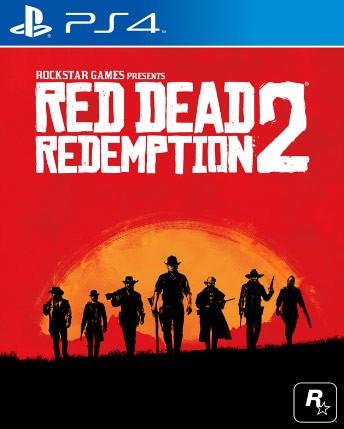 La copertina di Red Dead Redemption 2