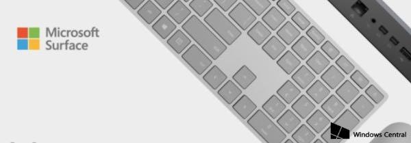 Microsoft progetta una tastiera Surface Bluetooth