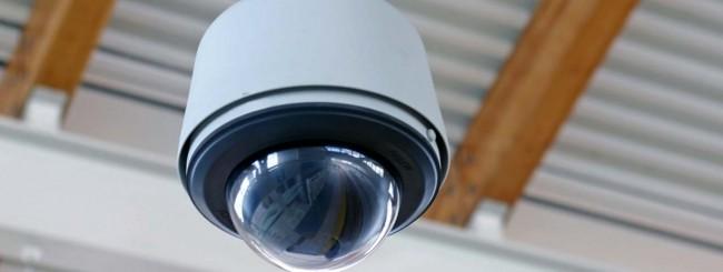 sorveglianza lavoro telecamera videocamera