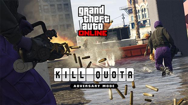 La nuova modalità Maestro d'armi di GTA Online