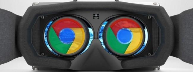 Chrome per Android - WebVR