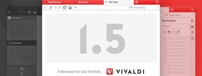 Vivaldi 1.5