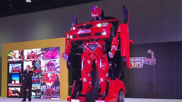 Antimon, il robot creato dalla startup turca Letrons