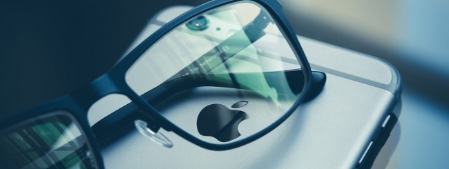 Apple e smart glass