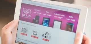 Amazon, tutte le offerte per il Black Friday