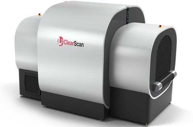 ClearScan: lo scanner attualmente in fase di test nell'aeroporto Schiphol di Amsterdam, che crea un'immagine 3D a 360 di quanto contenuto nei bagagli