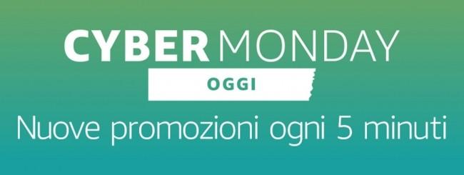 Cyber Monday da Amazon, tutte le offerte
