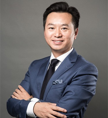 James Zou, General Manager Consumer Business Group di Huawei Italia