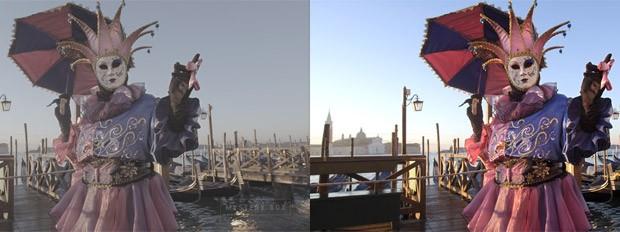 Google ricorre al frame di un filmato girato a Venezia per spiegare i vantaggi della modalità HDR su YouTube
