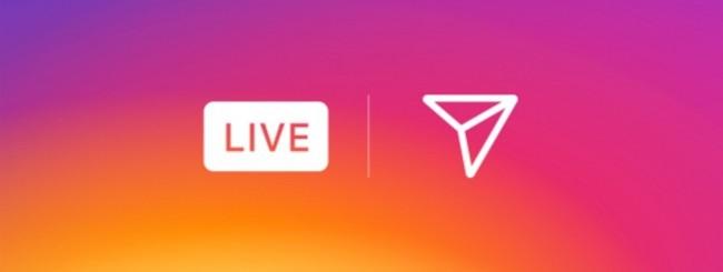 Instagram, debuttano i Live Video