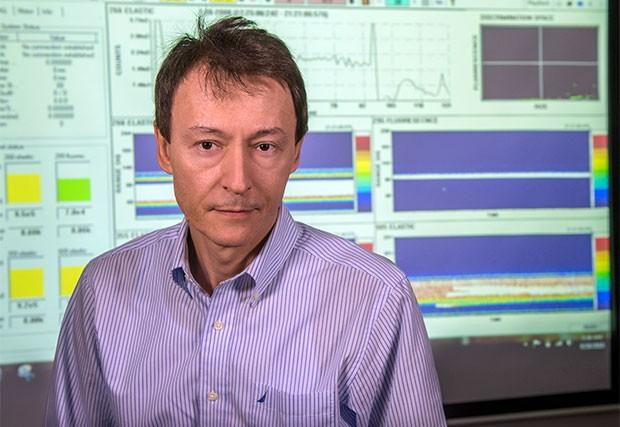 Branimir Blagojevic, il responsabile del progetto