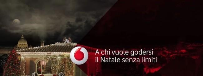 Vodafone, è tempo di Christmas Card
