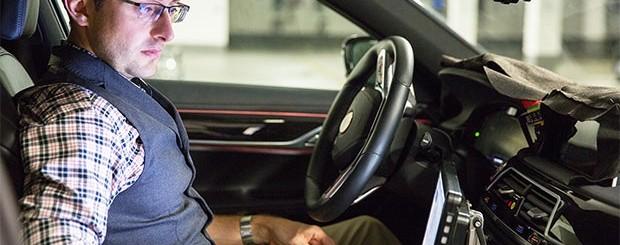 Il nuovo centro di ricerca sulla guida autonoma di BMW, a Unterschleissheim