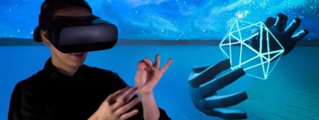 Leap Motion VR mobile