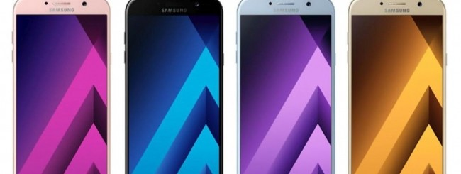 Samsung Galaxy A5 (2017) leak