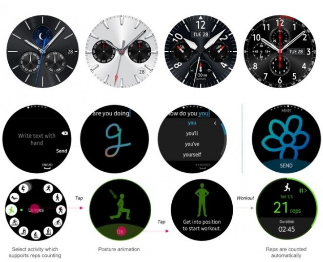 abbastanza Samsung rilascia un altro Value Pack per Gear S2 | Webnews KK09