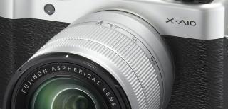 Fujifilm X-A10, le immagini