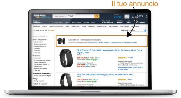 Amazon Marketing Service arriva in Italia