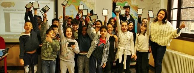 Amazon, 25 Kindle a supporto della scuola digitale