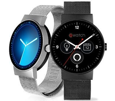 Lo smartwatch CoWatch di Cronologics