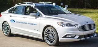 Ford Fusion, guida autonoma