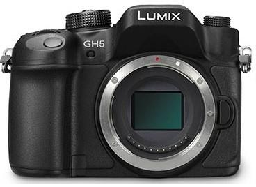 La prima presunta immagine della nuova Panasonic Lumix GH5, fotocamera mirrorless con registrazione video 4K a 60 fps