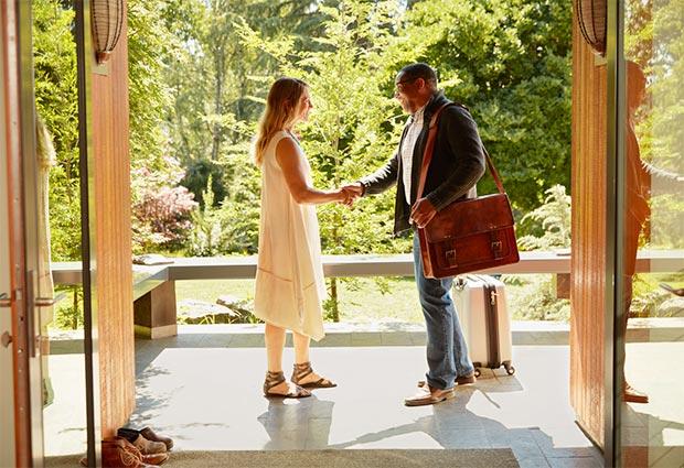 Airbnb: host e ospiti