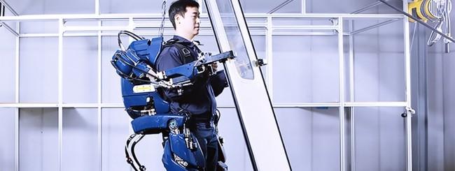 Esoscheletro Hyundai