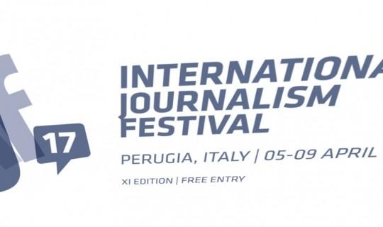 Festival del Giornalismo di Perugia 2017