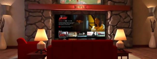 Netflix VR