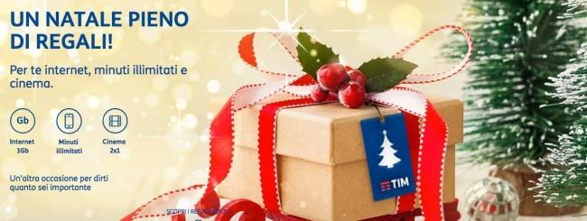 I regali di Natale di TIM