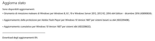 Microsoft aggiorna ancora Windows 10