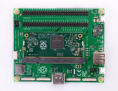 Compute Module IO Board