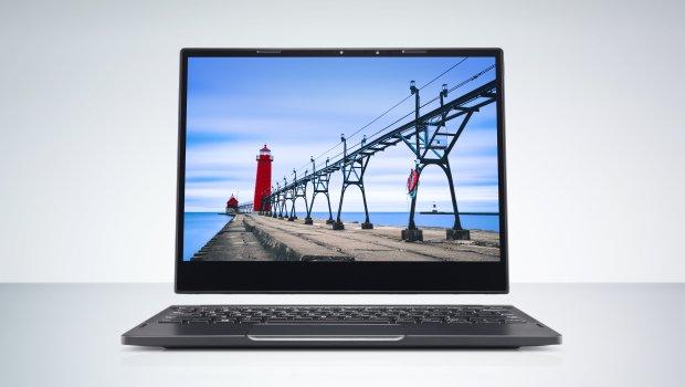 Dell pronta a lanciare un notebook 2 in 1 con cornici inesistenti