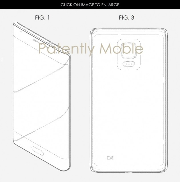 Design smartphone Samsung