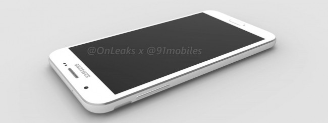 Samsung Galaxy J7 (2017) leak